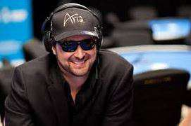 Luck and win Phil Hellmuth