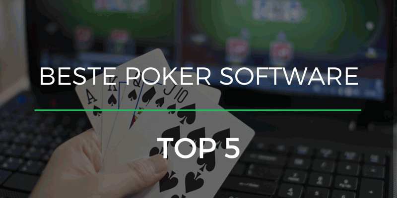 Top 5 beste poker software