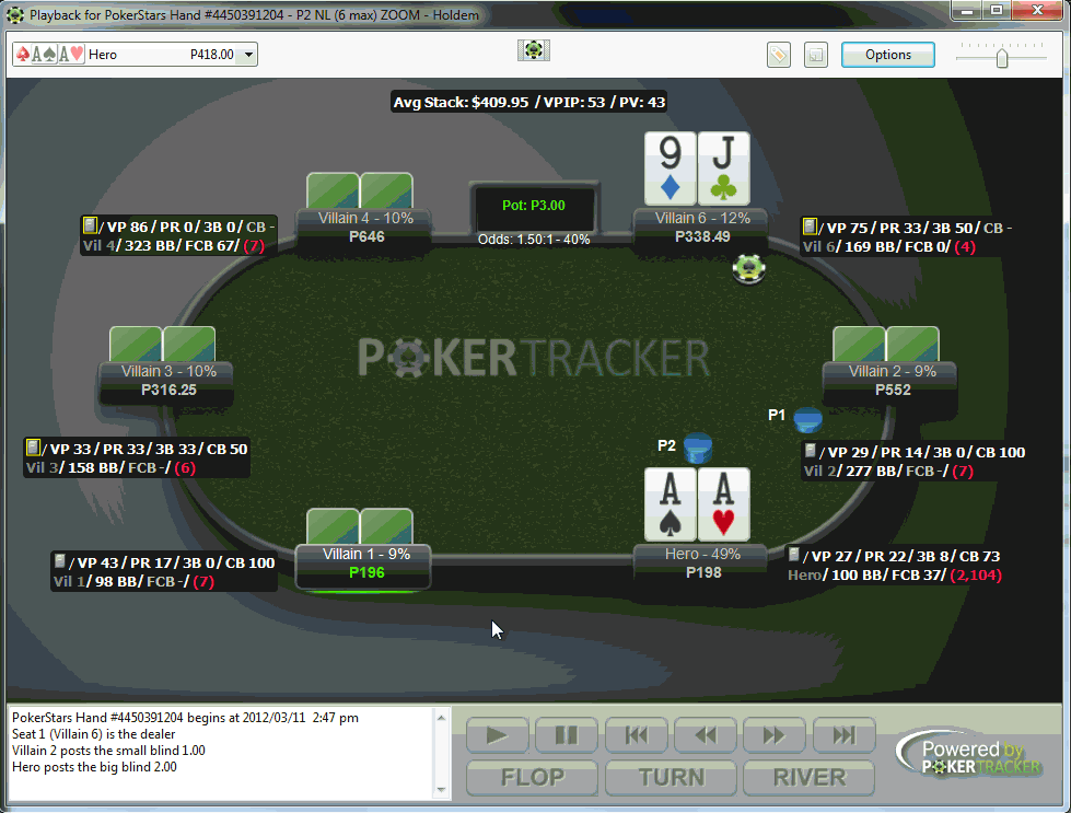 Pokertracker 5