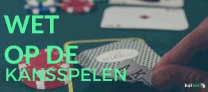 Wet op de kansspelen