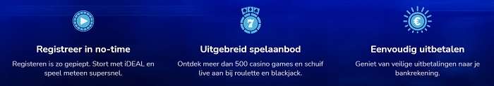 Batavia Casino Welkomstbonus